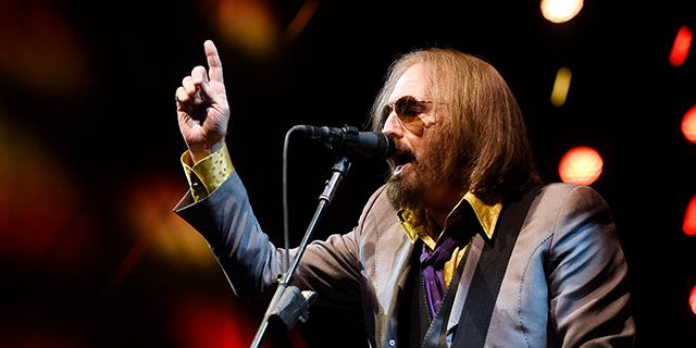 Rocklegenden Tom Petty är död