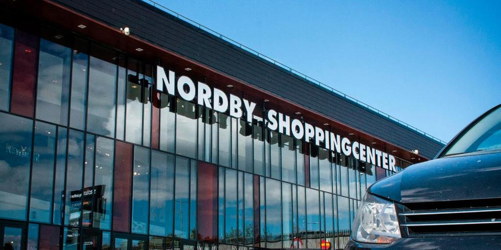 Nordby Shoppingcenter notisbild